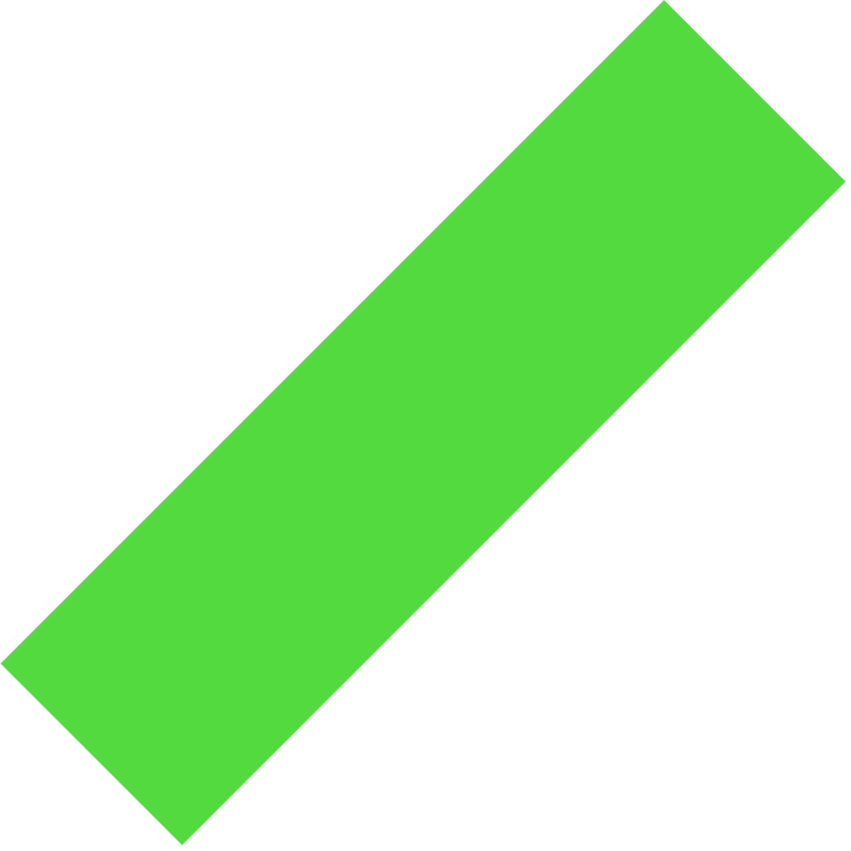 """An image of Neon Green Scooter Griptape - 23"""" x 6"""""""