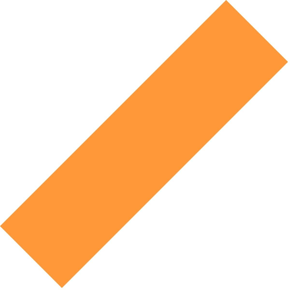 "An image of Neon Orange Scooter Griptape - 23"" x 6"""
