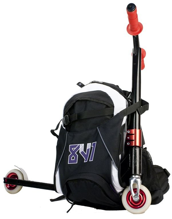 An image of 841 Scooter Backpack