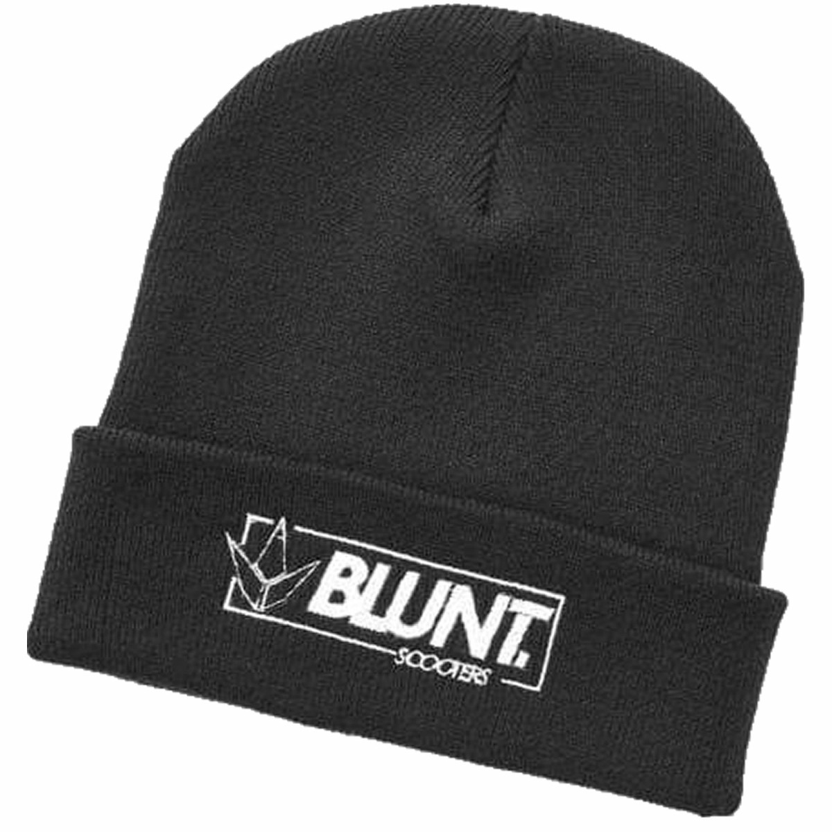An image of Blunt Envy Scooters Logo Beanie - Black