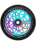 Oath Bermuda 120mm Scooter Wheel - Blue Teal Purple