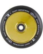 Root Industries AIR Hollowcore 110mm Scooter Wheel - Black / Gold