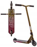 Crisp Inception 2020 Complete Stunt Scooter - Gold / Pink Lava