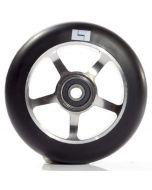 Logic 5 Spoke 100mm Scooter Wheel Black Titanium