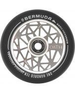 Oath Bermuda 120mm Scooter Wheel - Neo Silver