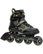 Roller Derby Aerio Q-60 Inline Skates - Black / Yellow
