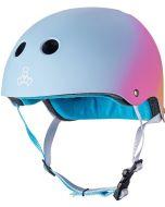 Triple 8 Sweatsaver Certified Skate Helmet - Sunset