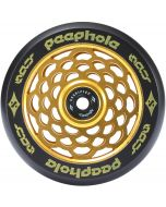 Sacrifice Spy Peephole 110mm Scooter Wheel - Gold