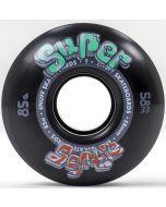 Enuff Super Softie 85a Skateboard Wheels - Black
