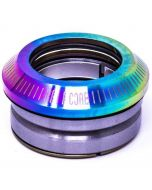 CORE Dash Oil Slick Neochrome Integrated Scooter Headset