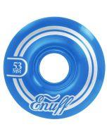 Enuff Refresher II Skateboard Wheels - Blue