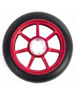 Ethic DTC Incube 110mm Metal Core Wheel - Black / Red