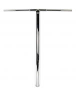 Infinity Apocalypse SCS/HIC Scooter Bar - 710mm x 610mm - Polished Silver Chrome