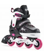 SFR Pulsar Pink Adjustable Inline Skates / Rollerblades