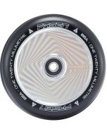 Fasen Hypno Square 120mm Scooter Wheel – Chrome Silver Polished
