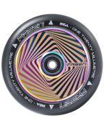 Fasen Hypno Square 120mm Scooter Wheel - Oil Slick Neochrome