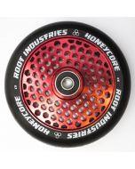 Root Industries Honeycore 120mm Wheel - Black / Red