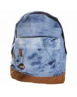 Mi-Pac Acid Dye Blue Backpack