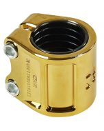 Root Industries Gold Air Double Clamp