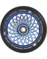 Root Industries Lotus 110mm Scooter Wheel - Blu Ray / Black