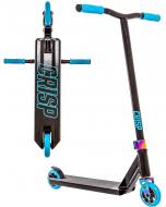 Crisp Switch 2020 Complete Stunt Scooter - Black / Blue