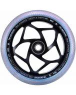 Blunt Envy Tri-Bearing 120mm X 30mm Scooter Wheel - Black / Galaxy