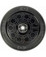 District Zodiac Black Stunt Scooter Wheels - 110mm