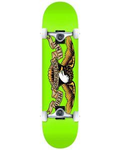 "Anti Hero Classic Eagle 8"" Complete Skateboard - Green"