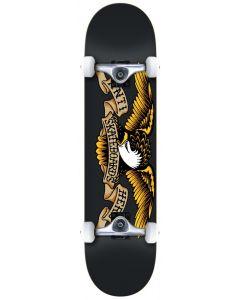 "Anti Hero Classic Eagle 8.25"" Complete Skateboard - Black"