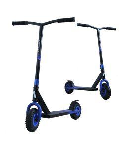 Ascent Dirt Scooter - Blue Fade