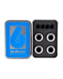 Birdhouse ABEC 5 Bearings - Grey