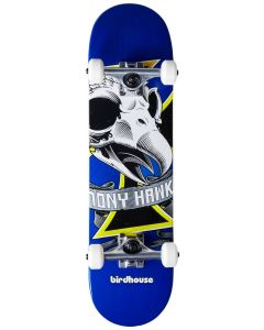 "Birdhouse Stage 1 Oversized Skull Mini Complete Skateboard - 7.25"" x 28.2"""