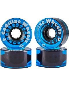 Cadillac Mini Cruiser 56mm Skateboard Cruiser Wheels - Blue