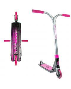 Dominator Airborne Black Pink Stunt Scooter