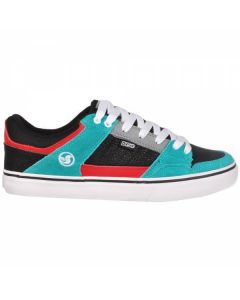 DVS Shoes Ignition CT Skate Shoes - Black / Blue / Red UK5 Only