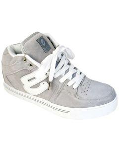 Elyts Mid Top Skate Shoes - Light Grey UK4 / EU37