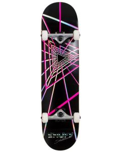 "Enuff Futurism 8"" Complete Skateboard - Black"