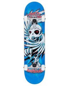 "Birdhouse Hawk Spiral Blue Stage 1 Complete Skateboard - 7.75"" x 31.25"