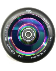 Infinity 100mm Hollowcore Scooter Wheel - Neochrome