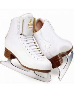 Jackson Artiste Ladies White Figure Ice Skates