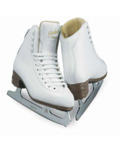 Jackson Classique Ladies White Figure Ice Skates