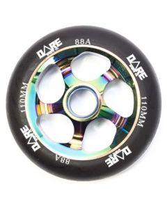 Dare Motion Black Neochrome 110mm Scooter Wheel