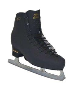 Edea Overture Black Figure Ice Skates