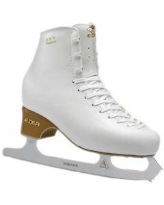 Edea Overture Ivory White Figure Ice Skates