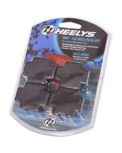 Heelys Plugs & Tool for 2 Wheel Heelys Shoes