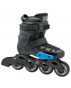 FR Skates Junior Adjustable Inline Skates - Black