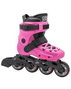 FR Skates Junior Adjustable Inline Skates - Pink