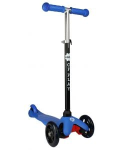 Ace of Play LED 3 Wheel Scooter - Blue