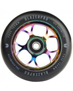 Blazer Pro Fuse 100mm Scooter Wheel - Neochrome