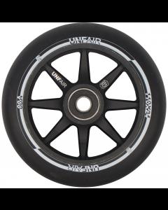 Unfair Compass 110mm Scooter Wheel - Black